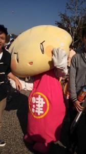 三重県津市のゆるキャラつつみんちゃん